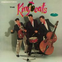 The Kingbeats - Presenting The Kingbeats - Rare Neo-Rockabilly Rockstar Records 1987 EX+/EX+